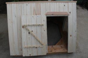 Домик для колодца без ворота